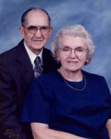 Herbert & Mary Dete Simmons Scholarship (Funded by: Julia Brewer, Carol Overman, Mike Taylor & Teresa Wengerd)